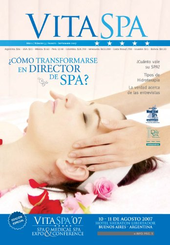 Como Transformarse en Director de Spa - 3 (Revista Vita Spa & Estética)