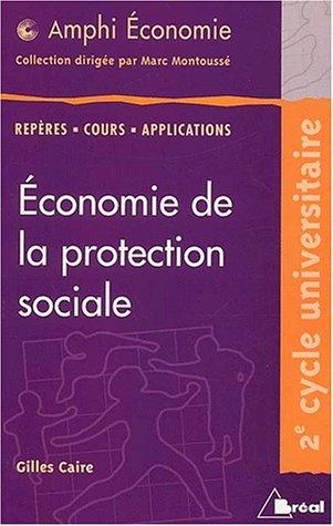Economie de la protection sociale