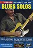 Learn to Play Your Own Blues Solos [UK Import]