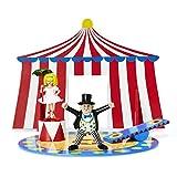 Pippi Langstrumpf 44.3725.00 - Pippi Zirkus mit Direktor und Prinzessin