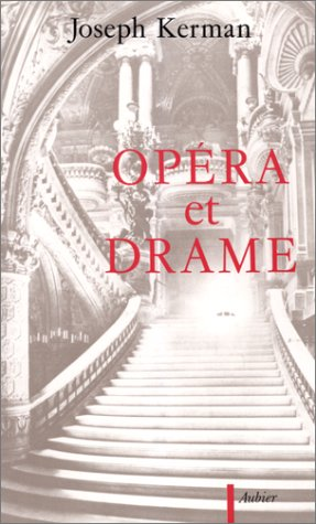Opéra et drame