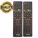 compitable Remote Control for VU led/LCD (Set of 2 Remote)