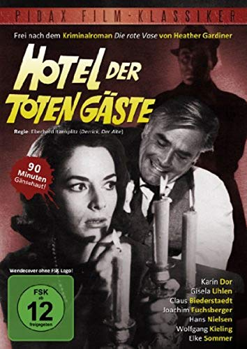 Pidax Film-Klassiker: Hotel der toten Gäste