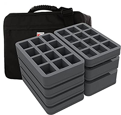Feldherr foam-trays, Bags, Hard-Cases and Storage Boxes for Blood-Bowl and Fantasy Football games.