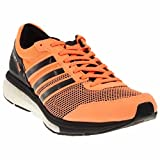 adidas Damen Adizero Boston 5 Boost, Flash-Orange 10.5 B