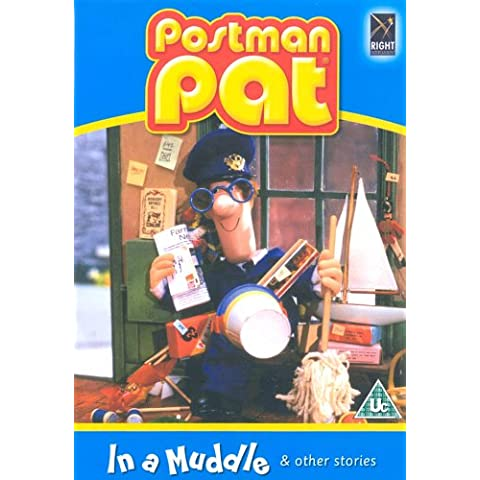 Postman Pat-in a Muddle