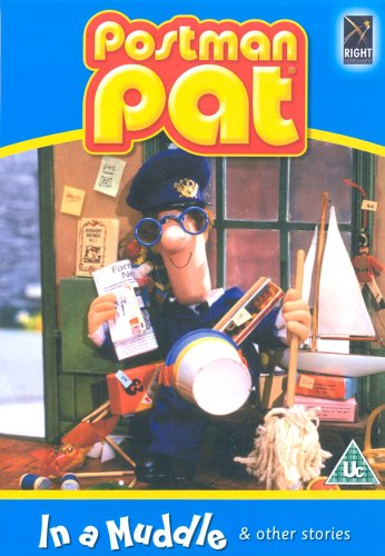 Image of Postman Pat: in a Muddle [DVD]