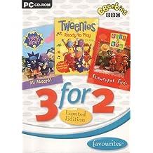 Favourities Triple Pack (Tweenies, Bill & Ben, Yoho Ahoy)