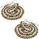 UG PRODUCTS Ghungroo Pair, (100+100) Bells Tied With Cotton Cord