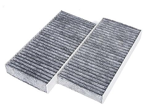 Beehive Filter Pack de 2 Carbon Filtres à air d