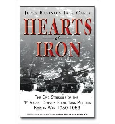 Turner Tank ([HEARTS OF IRON: THE EPIC STRUGGLE OF TEH 1ST MARINE FLAME TANK PLATOON: KOREAN WAR 1950-1953 BY RAVINO, JERRY(AUTHOR)]PAPERBACK)