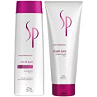 WELLA SP System Professional Color Save Duo Shampoo 250ml + Conditioner 200ml by Wella