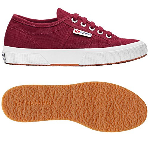 Superga 2750- PLUS COTU S003J70, Sneaker donna RED DK SCARLET