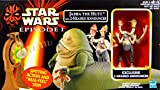 """Jabba the Hutt with 2-Headed Announcer - Star Wars Episode I """"The Phantom Menace"""" Collection 1999 von Hasbro"""