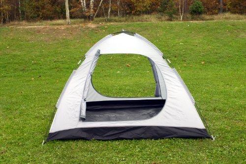 MONTIS HQ JOVIAN, 3 Personen, Premium Camping Tour Zelt, 345x215xH140, 3,8kg, AKTIONSPREIS! - 6