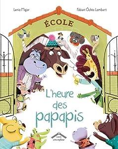 vignette de 'L'heure des papapis (Lenia Major)'