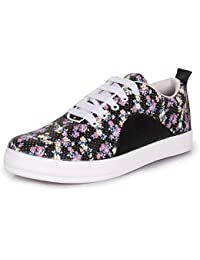 Trase Daisy Canvas & Sneaker / Casual Shoes for Women / Girls