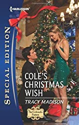 Cole's Christmas Wish by Tracy Madison (2012-11-13)