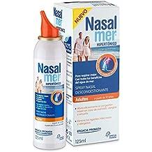 Nasalmer Adultos - Spray Congestión Nasal 100% Agua de Mar ...
