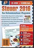 Aldi Steuerprogramm Einkommenssteuer 2016 - Steuer CD Software