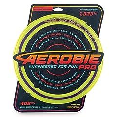Idea Regalo - Swimways 6046387 Aerobie Frisbee Pro Ring, Colori Assortiti