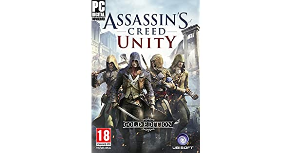 Assassins Creed Unity Gold Edition [Download]: Amazon co uk: PC