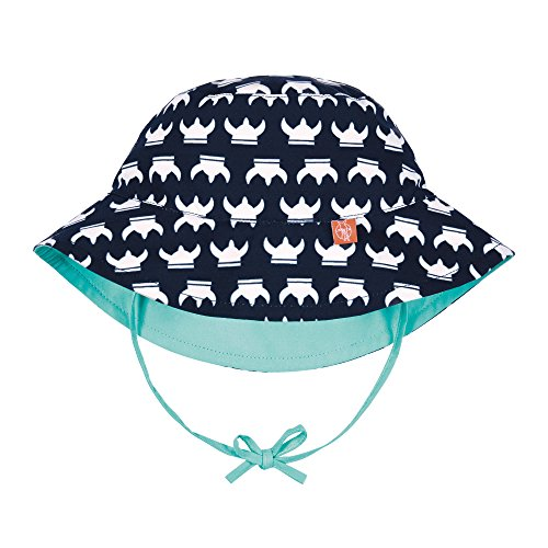 Lässig 1433005411 Baby Sun Protection Bucket Hat Sonnenhut, Viking, Size: Infant 6-18 Monate, mehrfarbig