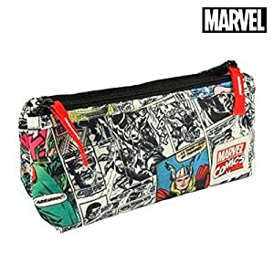 Marvel- Star Wars Estuche Portatodo, Multicolor, 23 cm (Artesanía Cerdá CD-21-2276)