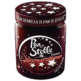Pan di Stelle Crema Spalmabile di Cacao, Nocciole e Granella di Biscotto – 330 gr