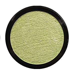 Eulenspiegel - Maquillaje Profesional Aqua, 20 ml / 30 g, Color Brillo perlino Verde pálido (180402)