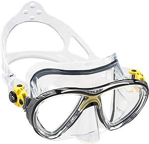 Cressi Big Eyes Evolution - Gafas de buceo unisex