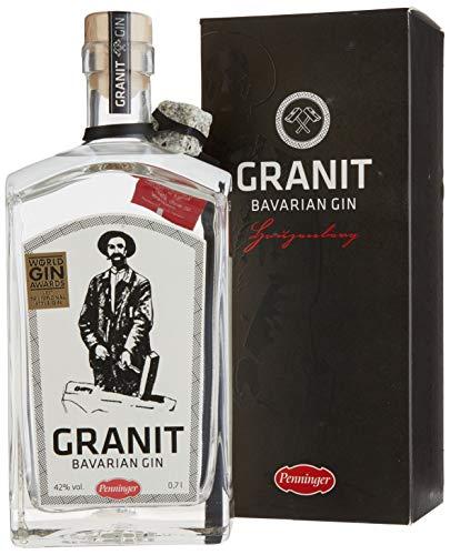 Penninger Granit Bavarian Gin, 1er Pack (1 x 700 ml) Bayern Stein