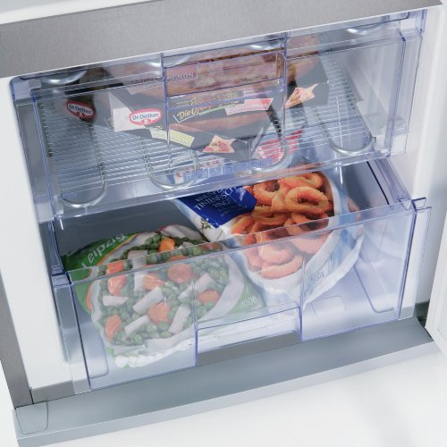 Kühlschrank schwarz von Severin Kühlgefrierkombination A++ - 5