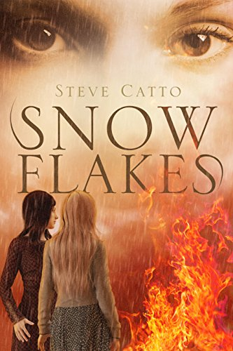 Snowflakes by [Catto, Steve]