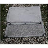 ZLZHW Buena Lona Transparente De Lona De Limpieza para El Camping De Vehículos De Picnic Al Aire Libre/Varios Tamaños Disponibles (Tamaño : 3m*3m)