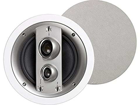 Pack Enceinte Colonne 5 1 - Jamo IC 608 LCR In-Wall/Ceiling