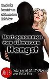 Hart genommen vom schwarzen Hengst: Gnadenlos benutzt vom afrikanischen Liebhaber (Interracial Milf-Stories 2)