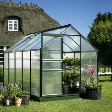 Popular 106 Polycarbonate 6.2m² Popular106VertPoly_6