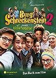 Burg Schreckenstein 2 - Das Buch zum Film: Küssen (nicht) verboten! - Oliver Hassencamp