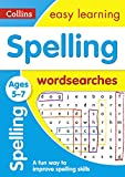 #8: Spelling Word Searches Ages 5-7 (Collins Easy Learning KS1)