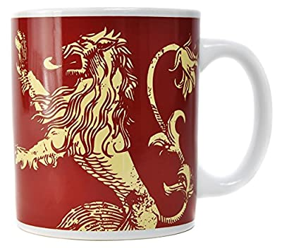 Game of Thrones Mug (Boxed) - Lanister