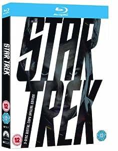 Star Trek (3-Disc Digital Copy Special Edition) [Blu-ray] [2009] [Region Free]