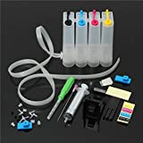 Kataria CISS Ink Tank Kit Universal For Canon 810, 811, 740, 741, 745, 746 Ink Cartridges.