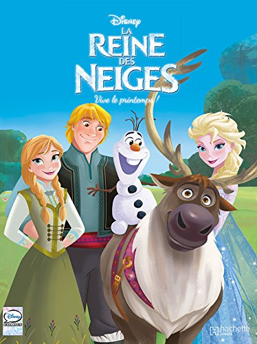 La Reine des Neiges, Tome 5 : Vive le printemps !