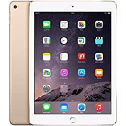 Apple iPad Air2 Tablet 16GB, Wi-Fi G, colore Oro (Gold)