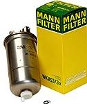 Mann-Filter WK 853/3 x Filtro ...