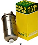 Mann Filter WK 853/3 x Filtro de Combustible