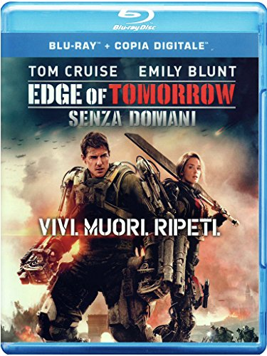 Edge of tomorrow - Senza domani [Blu-ray] [IT Import]