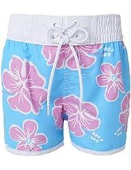 Snapper rock maillot de bain anti-uV pour fille Multicolore