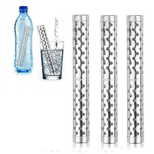 HailiCare 3 Pcs Alkaline Wasser Filter Stick Gesundheit pH Ionizer Negative Ionen Wasserfilter